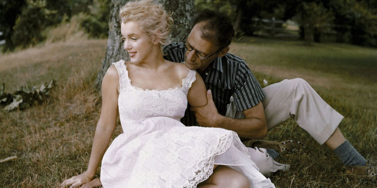 40 Rare Photos from Marilyn Monroe's Turbulent Marriages