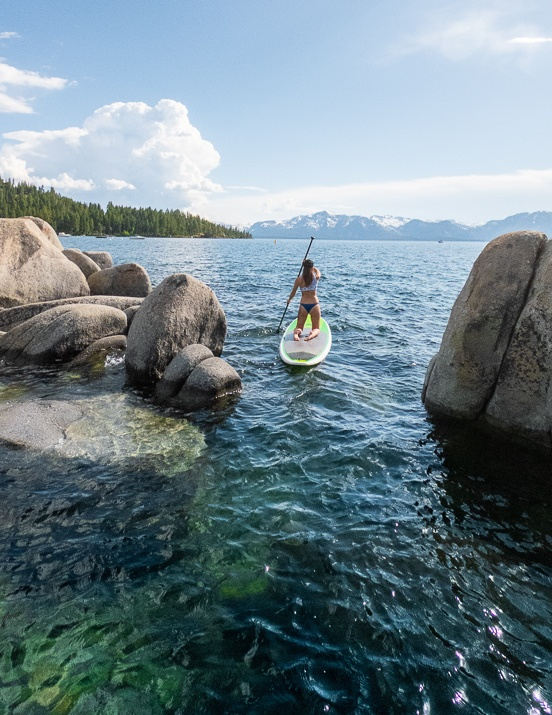 45 Things to Do in Lake Tahoe in the Summer