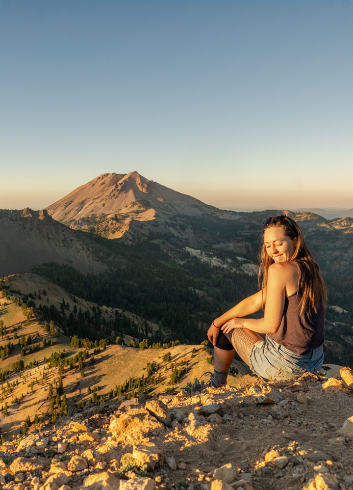 48 Hours in Lassen Volcanic National Park (Itinerary + Things to Do!)
