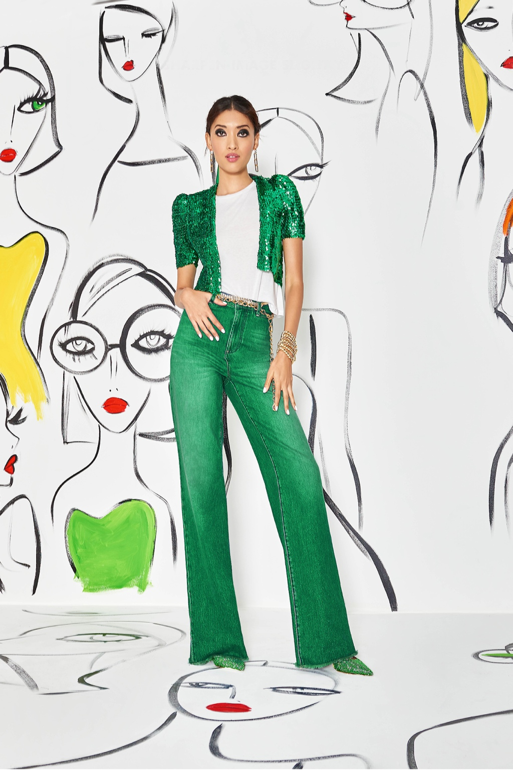 Alice + Olivia by Stacey Bendet RTW Spring 2022 – WWD